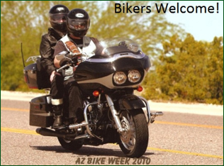 bikers convene on Red River