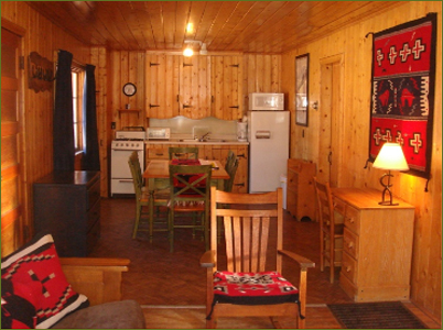 two bedroom cabins Red River NM