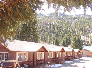 vacation rentals red river nm